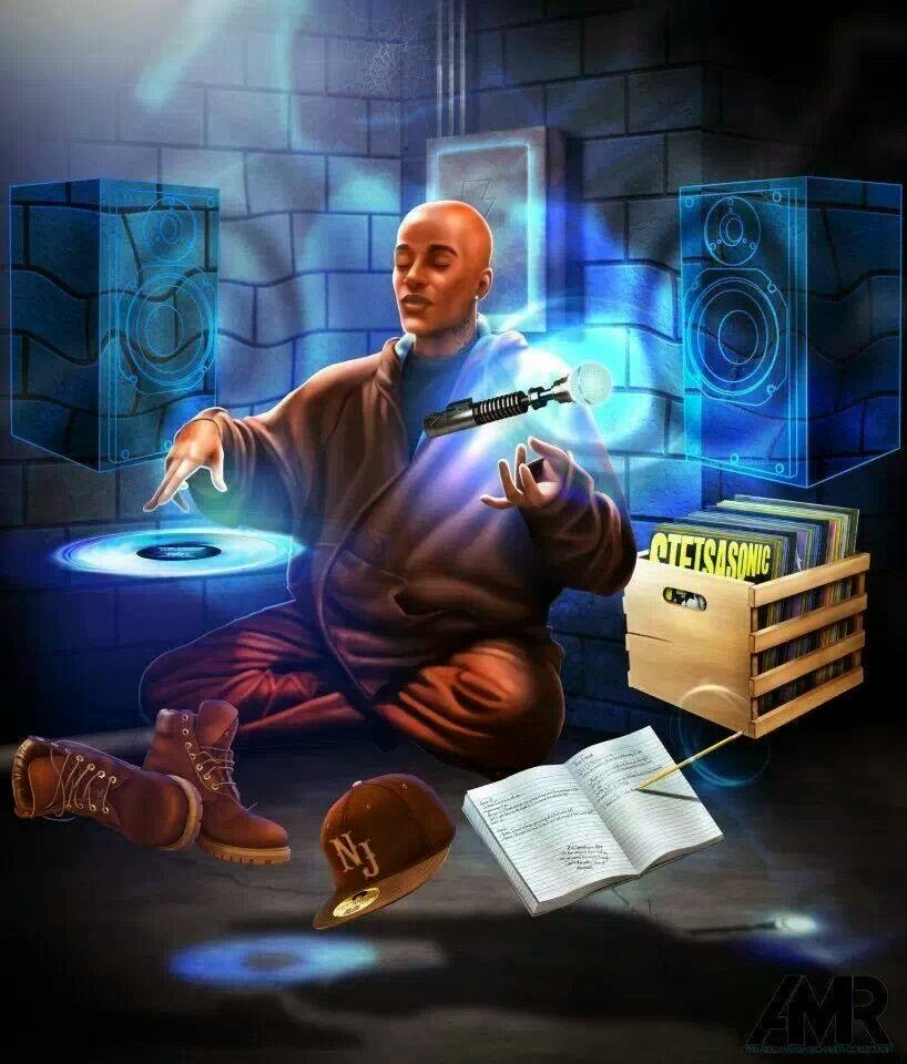 Hip Hop + Metaphysics = AMIL