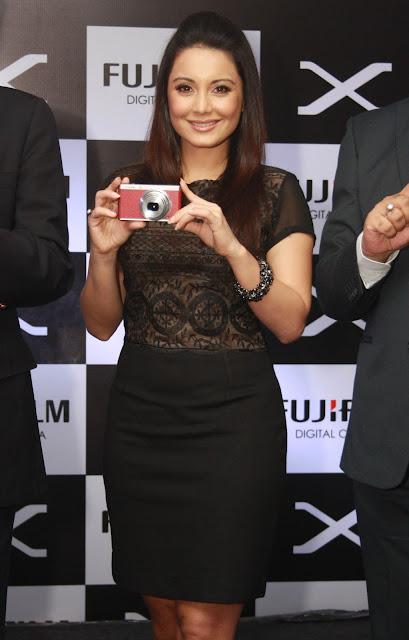 Bollywood actress Minissha Lamba at the the unveiling of