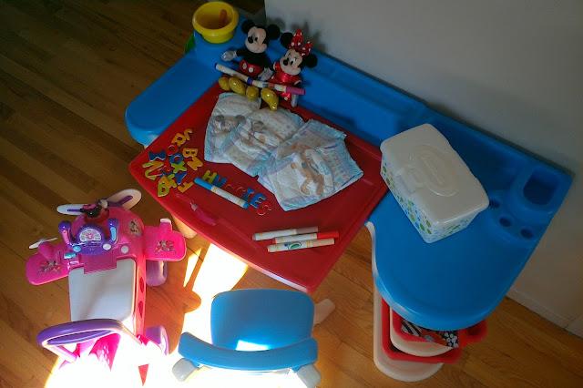 Un mois d'utilisation pour les Huggies #LittleMoversPlus exclusif à Costco