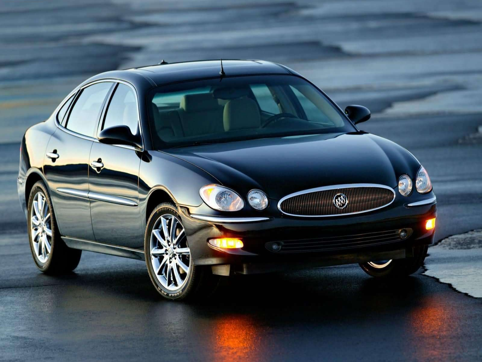 Music Directory Buick Lacrosse Cxs 2005