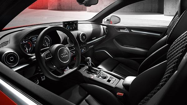 Audi S3 Sedán