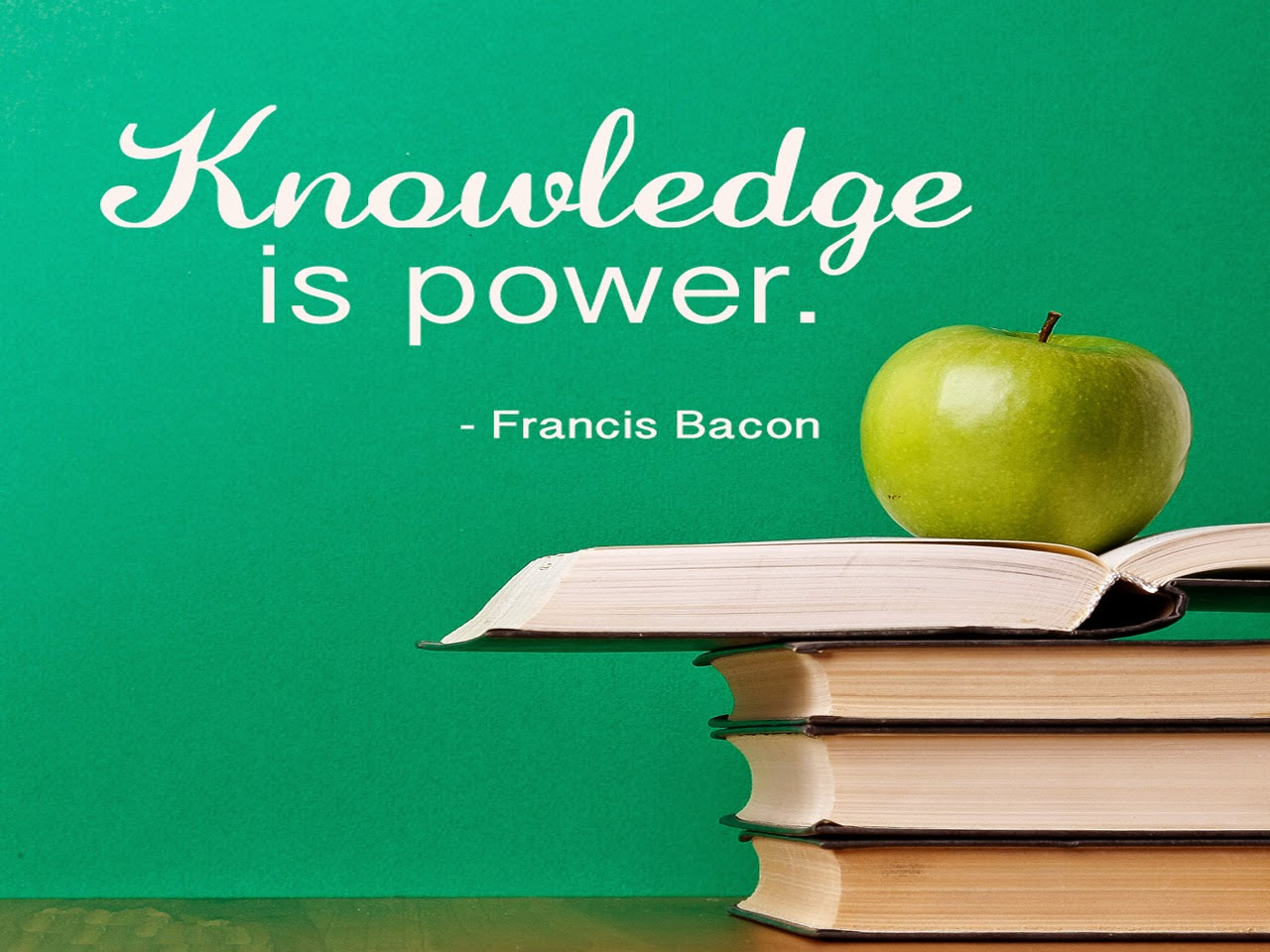 knowledge is power vs knowledge is Knowledge is power 834k likes covering the news the media won't cover.
