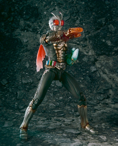 SIC Kamen Rider Super One pictures