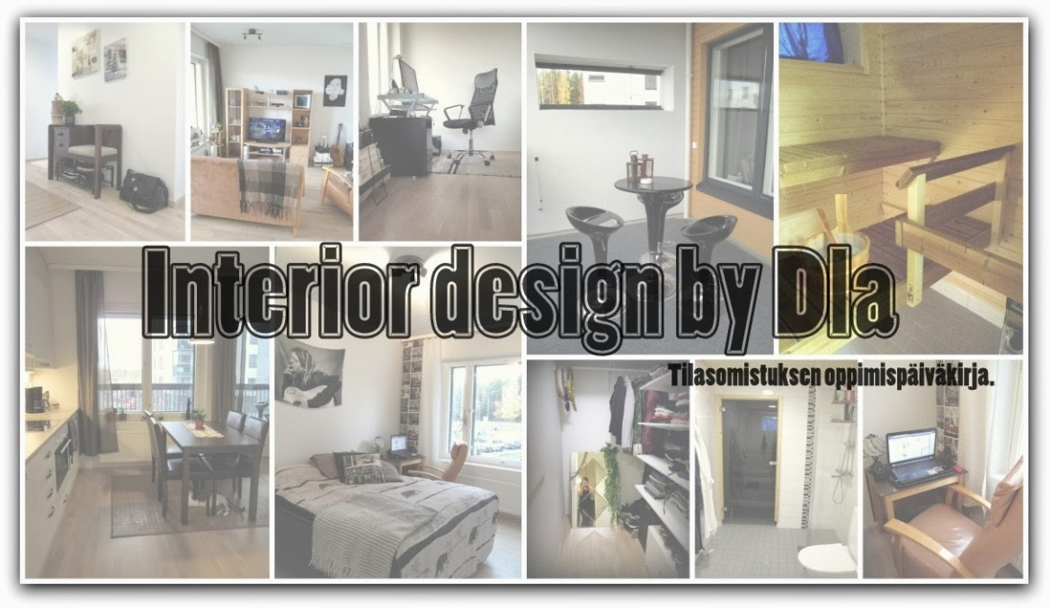 Interior design by Dla