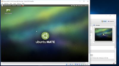 Install Ubuntu Mate 15.04 On Windows 10/Virtualbox