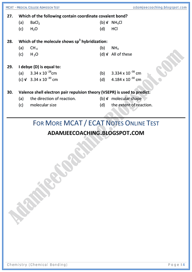 mcat-chemistry-chemical-bonding-mcqs-for-medical-entry-test