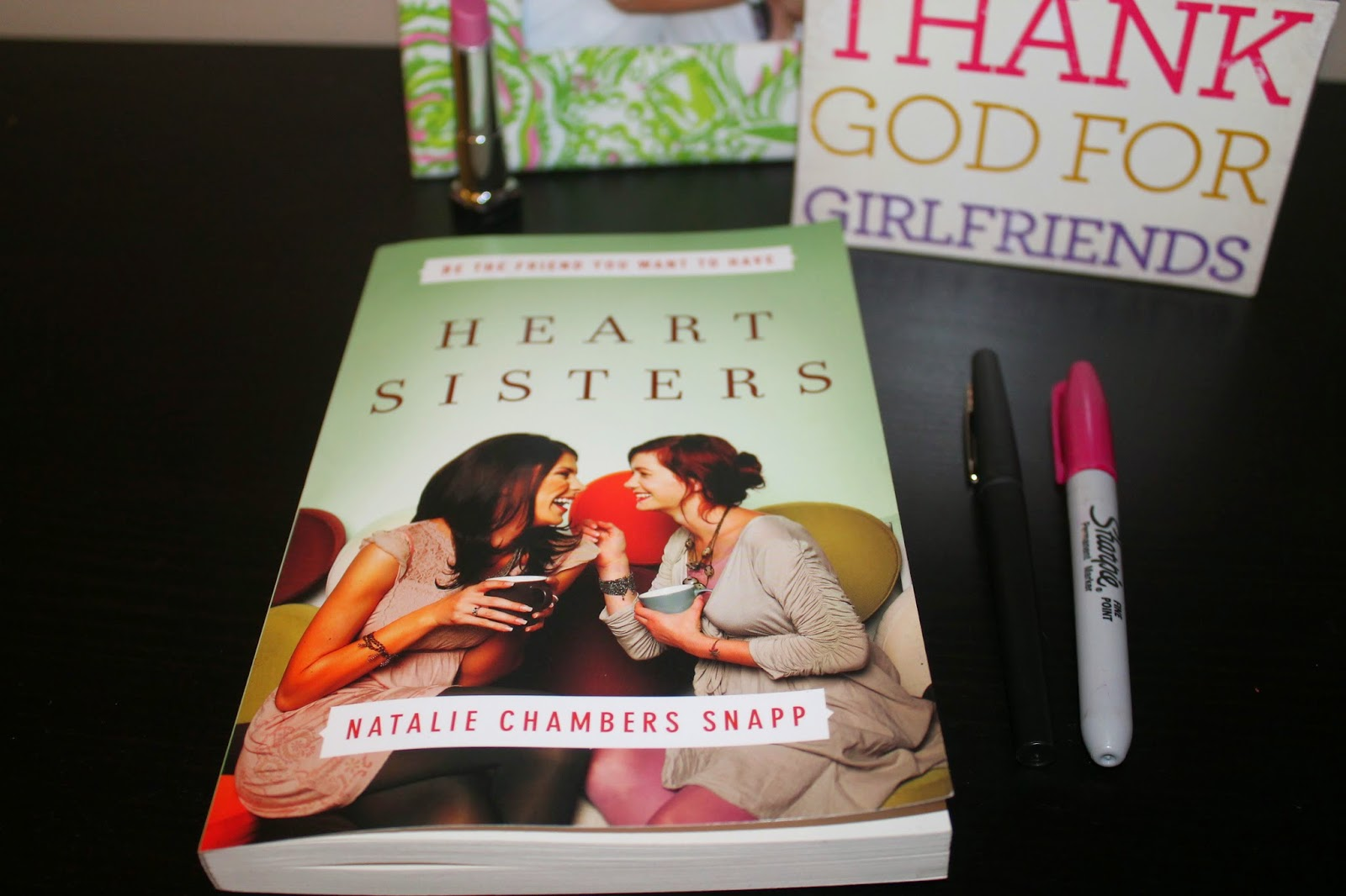 Wednesday Wisdom | Becoming a Better Friend with 'Heart Sisters' + a Giveaway!