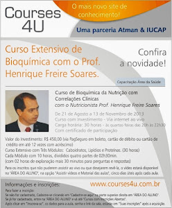 CURSO ON LINE DE BIOQUIMICA
