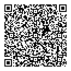 Vcard, scanea el código para guardar nuestro contacto