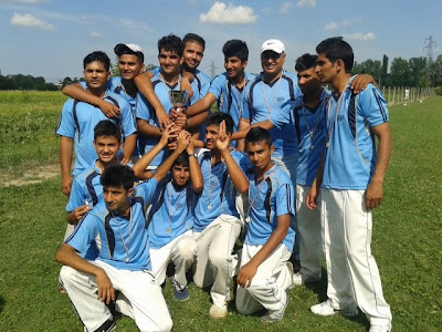 Lions Brescia Cricket Club - Campione d'Italia Under 19 2013