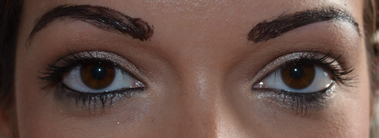 Diy eyebrow tinting dizzybrunette my eyebrows with the dye on solutioingenieria Gallery