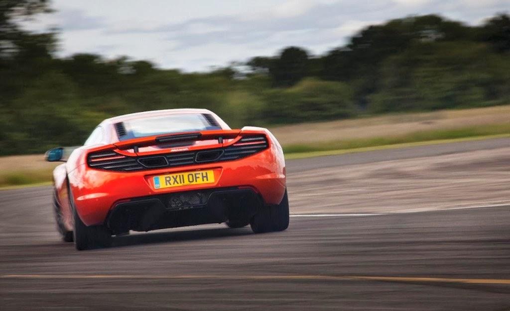 McLaren P13 2016