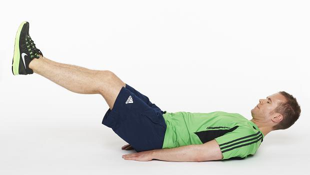 Easy exercises to lose belly fat for guys
