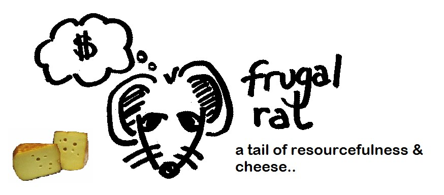 frugal rat