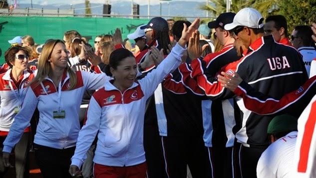 MUNDIAL ITF SENIORS - ANTALYA TURQUIA