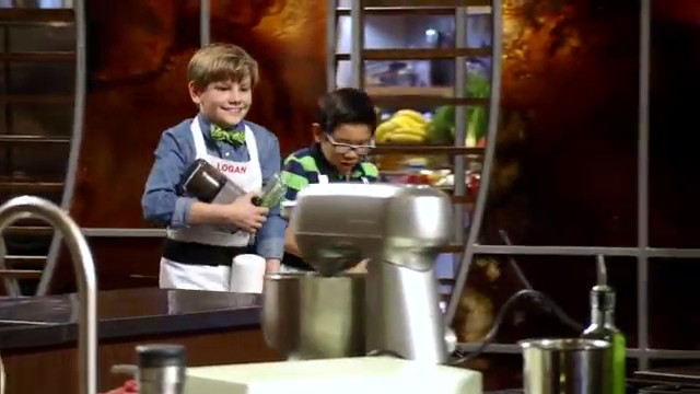 Logan MasterChef Junior Cupcakes