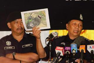 Kepala Mayat Polis Dipenggal dan Diperlakukan Dengan Kejam