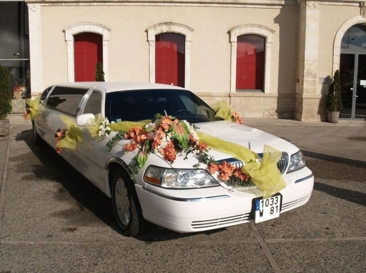 Decorating Your Wedding Car Decorsthing