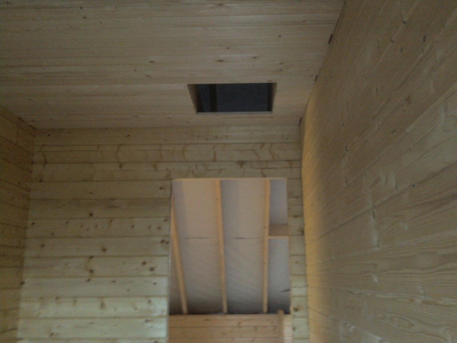 Toit et bois 19 novembre montage lambris plafond chouette Lambris bois pour salle de bain