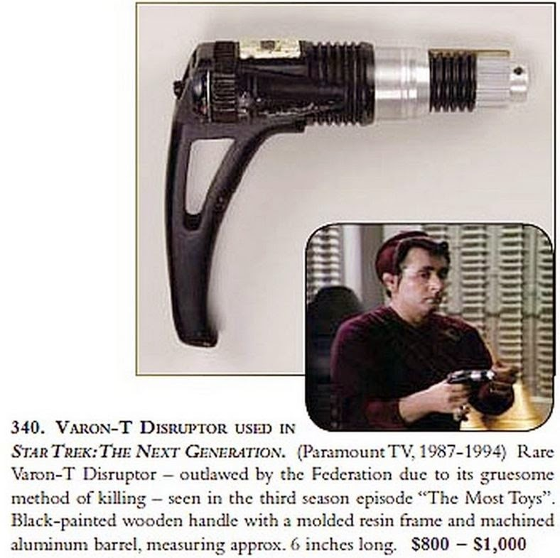 TOP 10 SCI-FI WEAPONS