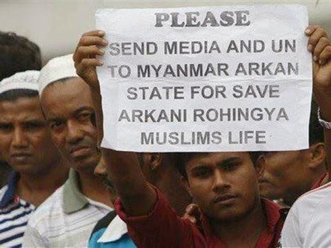 Bangladesh Larang Warganya Menikah dengan Muslim Rohingya