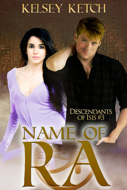 Cover Reveal – Name of Ra