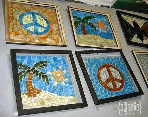 Mosaics @ Create Studios Baton Rouge