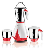 Buy Philips Cooper HL7510/00 550-Watt Mixer Grinder with 3 Jars worth Rs.1889  : BuyToEarn