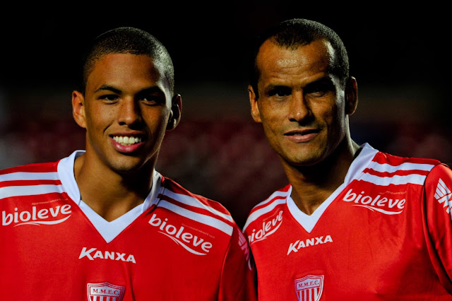 Após Rivaldo sair do Mogi Mirim, seu filho pode ser o próximo a deixar o clube (Foto: Sergio Barzaghi/Gazeta Press)