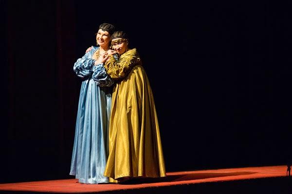 האופרה כלת הצאר בחודש מאי 2015