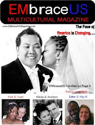 "Contributing Writer ~ ""EmbraceUS Multicultural Magazine"""