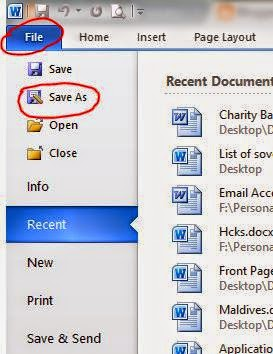 how to open a pdf file in microsoft publisher 2010