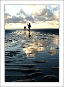 LandscapeBlackpool Beach . Fiona Johnson HND Photography (friendship)