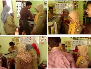 Kunjungan Tim Diskoperindag Indramayu - Keripik Buah Indramayu - Info hubungi 0813-2043-2002 atau 0877-8195-8889