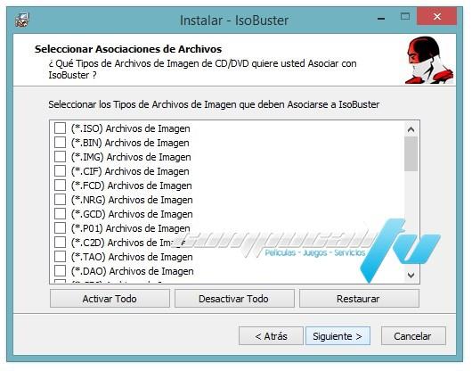 IsoBuster PRO Español Versión 3.7.0.0