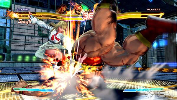 Ohgamegratis - Street Fighter X Tekken Screenshot 4