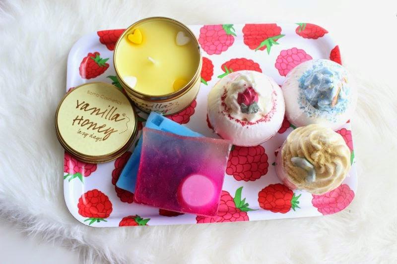 Bomb Cosmetics Spring 2015