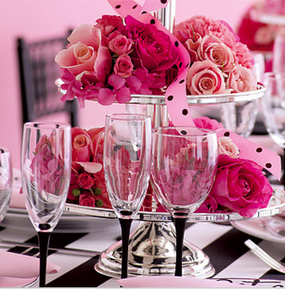 Pink Flowers Wedding Decorations Designs | Wedding Decorations