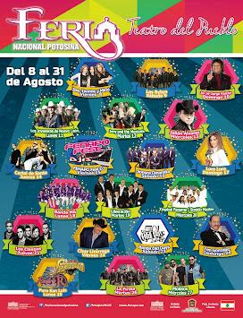 FENAPO 2014: LA MEJOR FIESTA DEL VERANO, EN MÉXICO Y EN EL MUNDO.