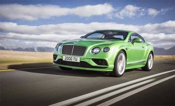 2016 Bentley Continental GT Convertible Review Concept