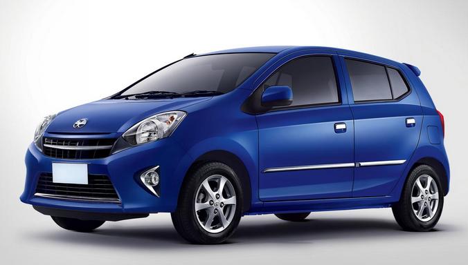 Toyota Agya G Trd a/t Matic | INFO TOYOTA