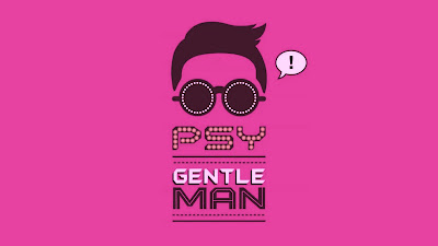 Gentleman psy pink wallpapers