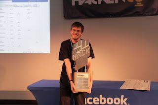 Romawi Andreev Pemenang Hacker CUP 2012
