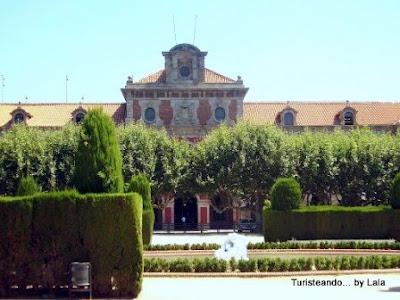plaza armas parque ciudadela, escultura desconsuelo josep llimona