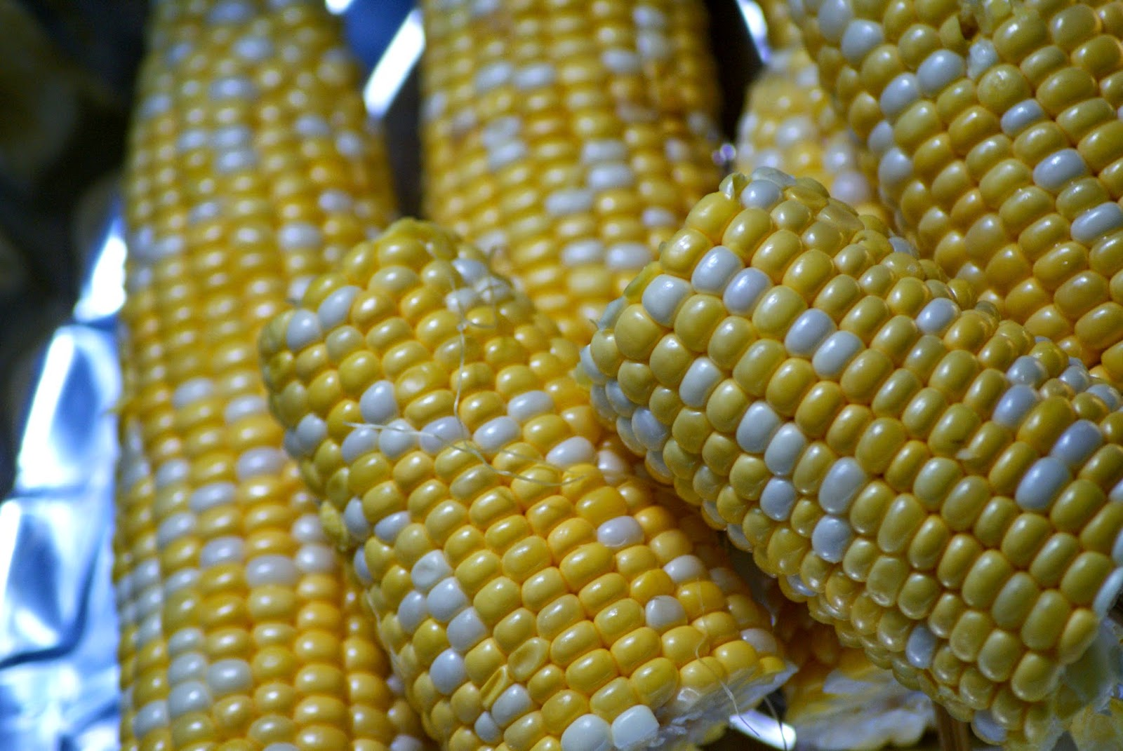 Healthy Fourth of July Menu - Corn