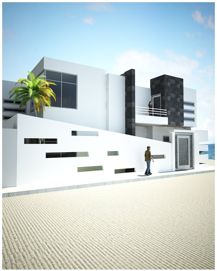 Proyectos arquitectonicos y dise o 3 d - Salones de casa modernos ...