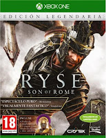 Ryse: Son of Rome Edición Legendaria Xbox One Ryse: Son of Rome Edición Legendaria Xbox One