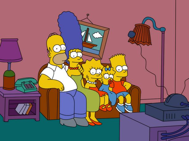 """The Simpsons"" Hopefully on Cable for a 1$ Billion Dollar Deal"