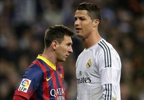 Torehan Gol Cristiano Ronaldo Pengaruhi Moral Lionel Messi