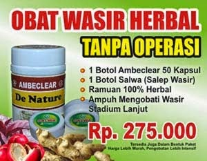 Jamu Herbal Wasir
